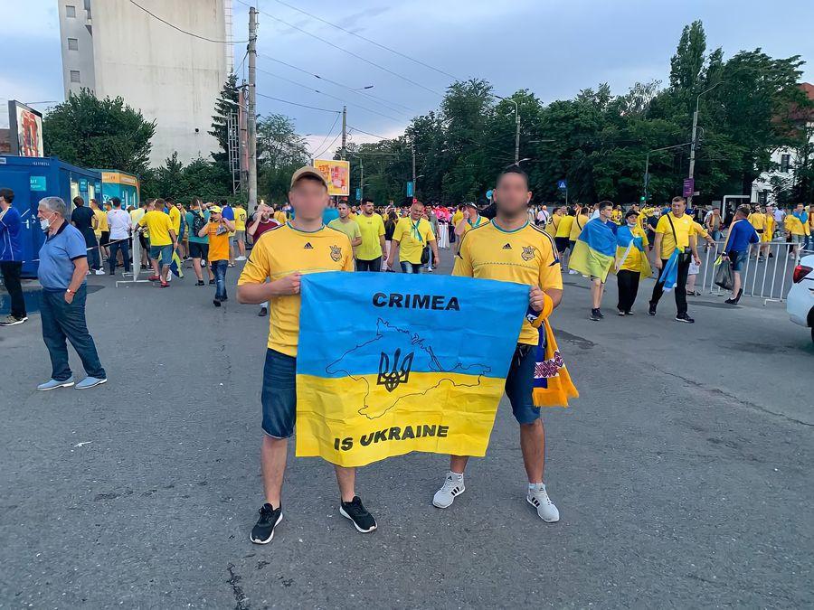 Ucrainenii cer explicații României, după un incident petrecut pe Arena Națională » A fost contactată Ambasada