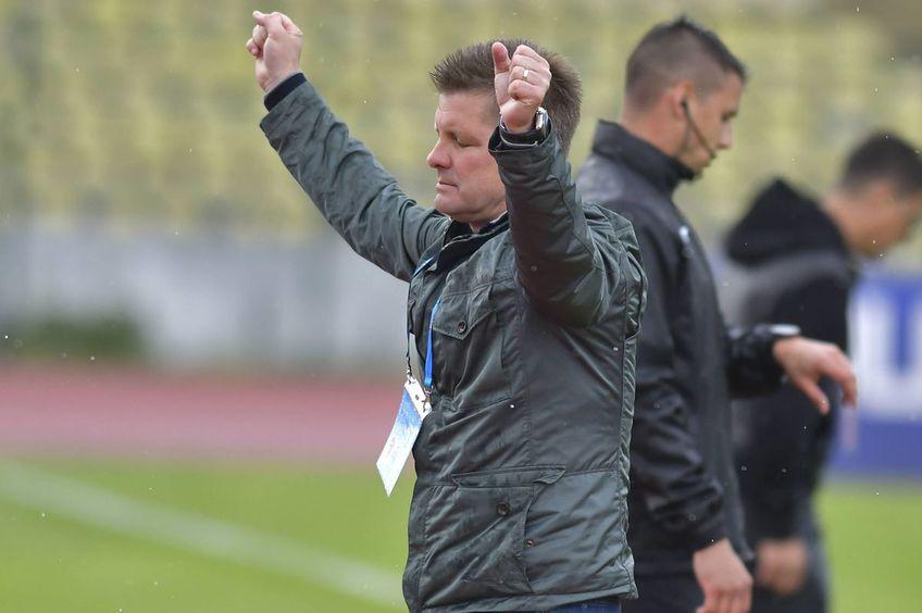Dusan Uhrin, antrenor Dinamo // foto: Imago