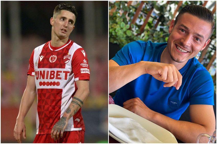 Gabriel Torje (31 de ani) și Steliano Filip (27) au purtat un dialog amuzant