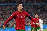 Cristiano, de neoprit! Ronaldo a doborât încă 3 recorduri la Euro