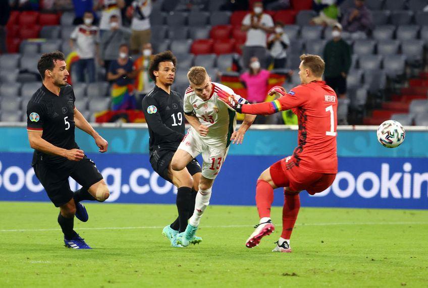 EURO 2020. Germania - Ungaria și Portugalia - Franța, ultimele meciuri din grupa F, s-au încheiat cu același scor, 2-2.
