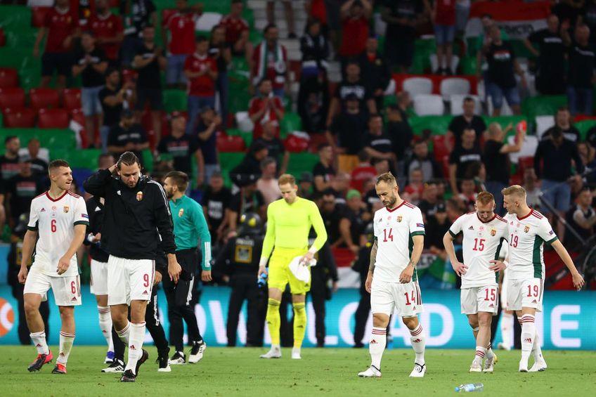 Ungaria a fost aproape de optimile EURO 2020 // foto: Guliver/gettyimages