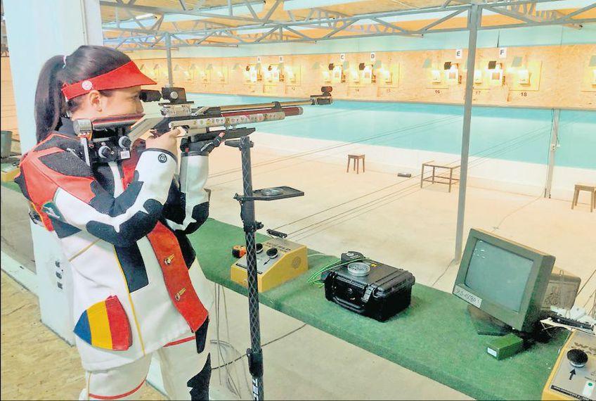 Laura Coman, dublă campioană europeană, abia așteaptă prima ei participare olimpică