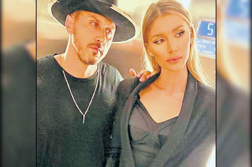 Ciprian Marica și iubita sa, Ioana Marcu