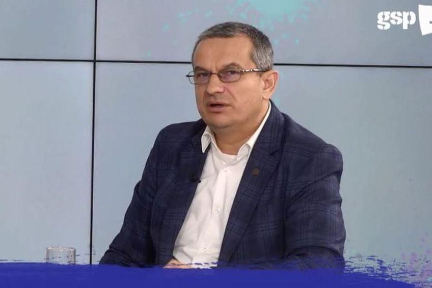 Csaba Asztalos conduce din 2005 CNCD; Recent, a fost reales președinte