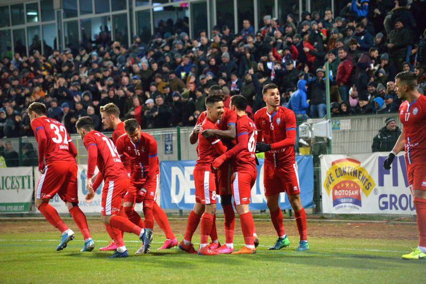 FC Botoșani s-a calificat pentru a doua oară în istorie în preliminariile Europa League