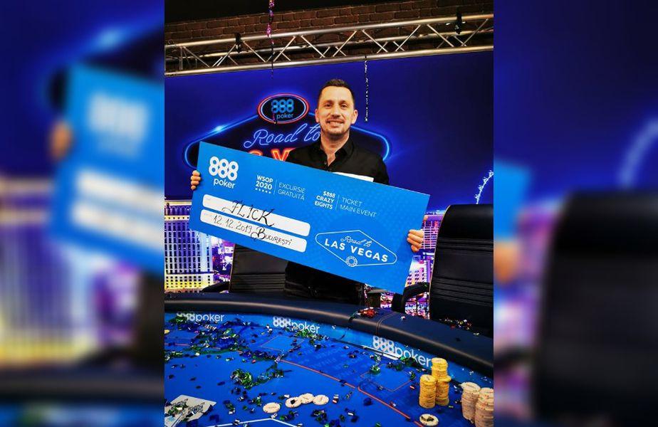 """Showul de poker """"Road to Vegas"""" este din nou prezent pe micile ecrane"""