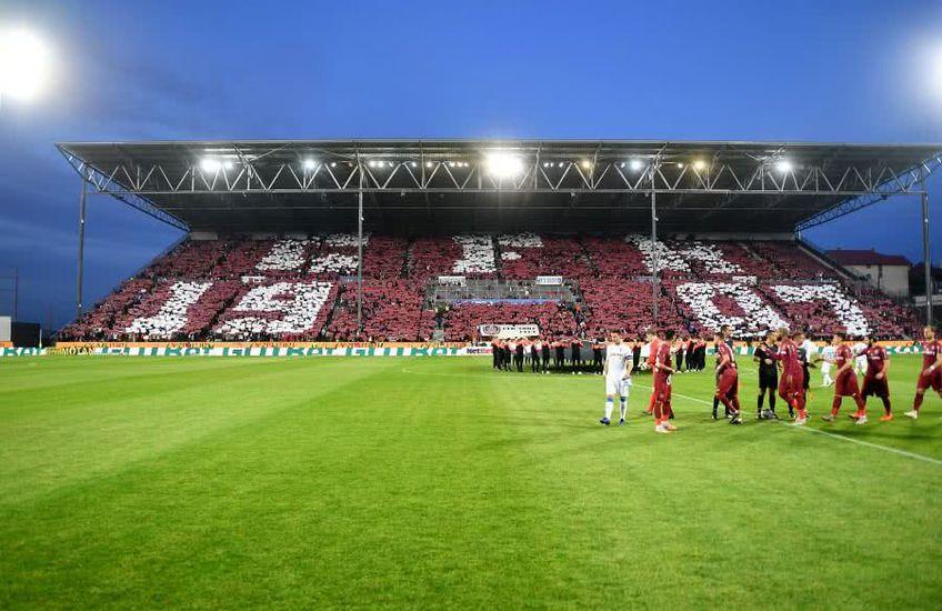 Șefii celor de la CFR Cluj au decis să nu mai înscrie echipa secundă în următorul sezon de Liga 3