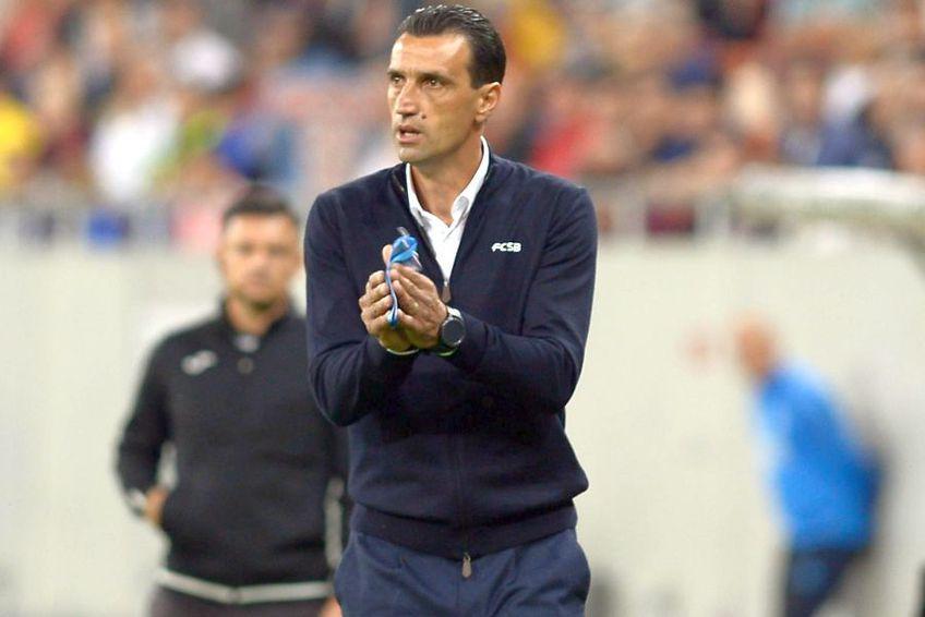 Bogdan Argeș Vintilă, mesaj după Sepsi - FCSB 0-1