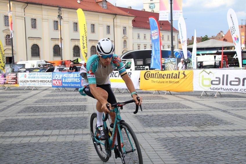 Nikodemus Holler pe străzile din Sibiu