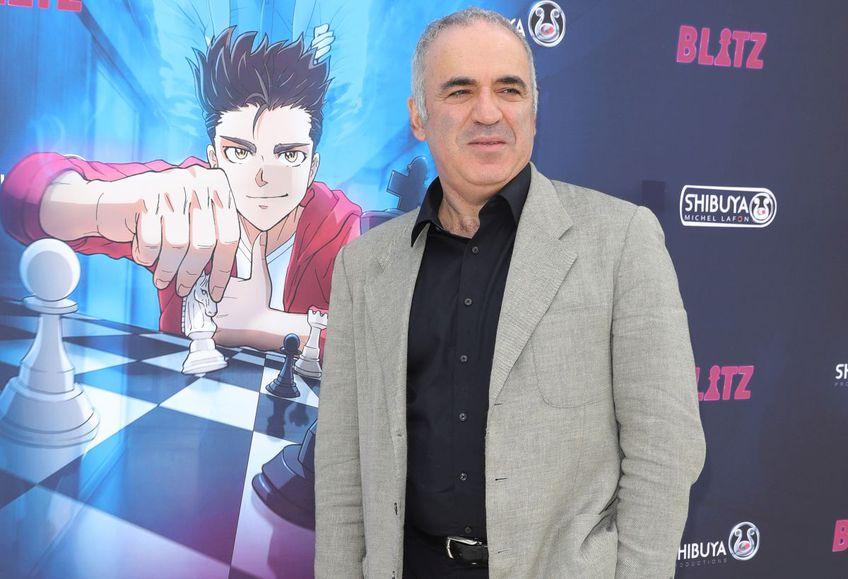 Rusul Garry Kasparov, văzut de mulți drept cel mai mare jucător de șah din istorie, foto: Imago