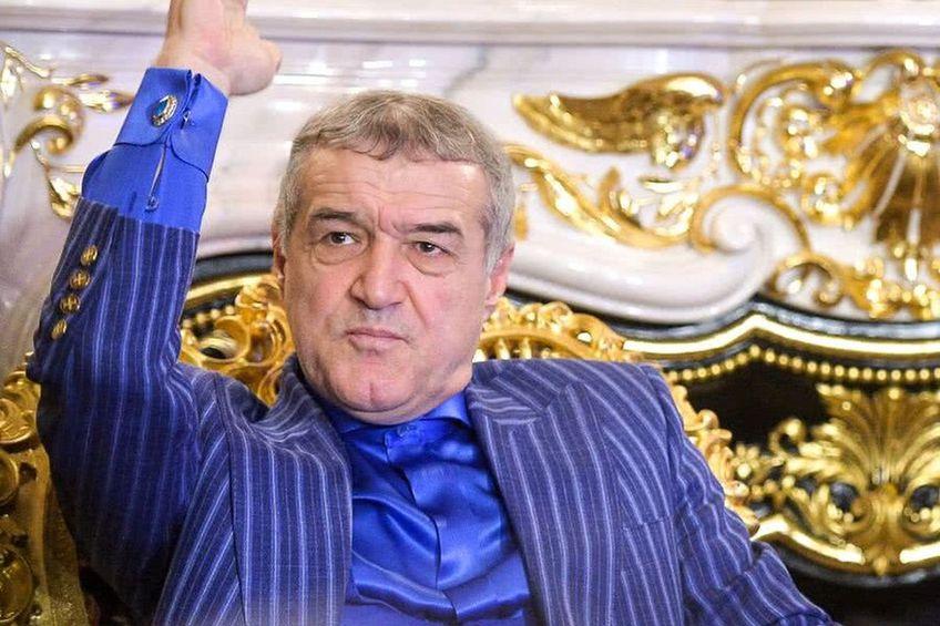 Gigi Becali l-a criticat pe Iulian Cristea