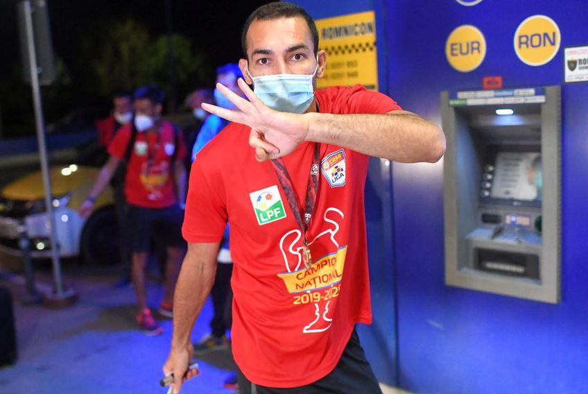 Paulo Vinicius ar putea ajunge la FCSB / foto: Arhivă Gazeta Sporturilor