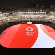 Imagini de la festivitatea de deschidere de la Jocurile Olimpice / foto: Raed Krishan (GSP)