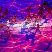 Imagini de la festivitatea de deschidere de la Jocurile Olimpice / foto: Guliver/Getty Images