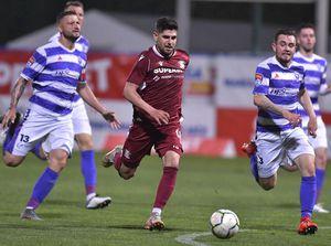 Plecare de ultimă oră de la Rapid » Giuleștenii se despart de un jucător cu care au reușit promovarea în prima ligă