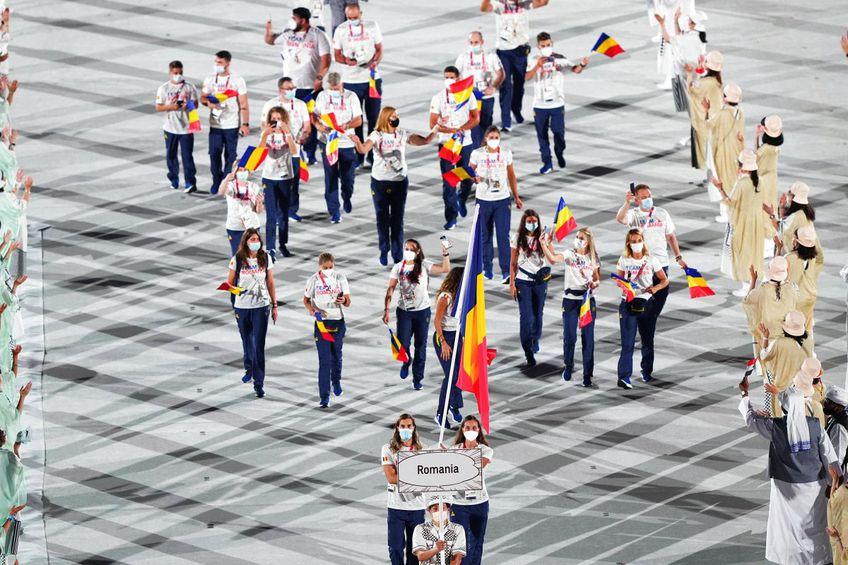 Delegația României FOTO: Imago