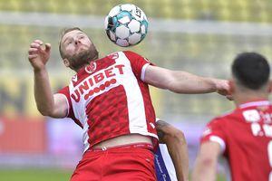 """Adam Nemec, șanse mari să continue în Liga 1: """"E posibil să-l semnăm în curând"""""""