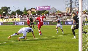FC Argeș - UTA 0-1 » Execuția genială a lui Dangubic a tranșat partida de la Pitești! Clasamentul ACUM