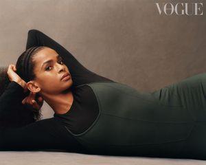 Ce adversară are Claudia Nechita! Somaleza Ramla Ali a apărut pe coperta revistelor British Vogue, Wall Street Journal, Financial Times, Guardian Observer