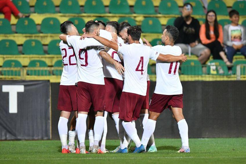 Rapid a învins-o în deplasare pe CS Mioveni, 2-0, și e prima echipă care ajunge la 6 puncte în noul sezon de Liga 1.