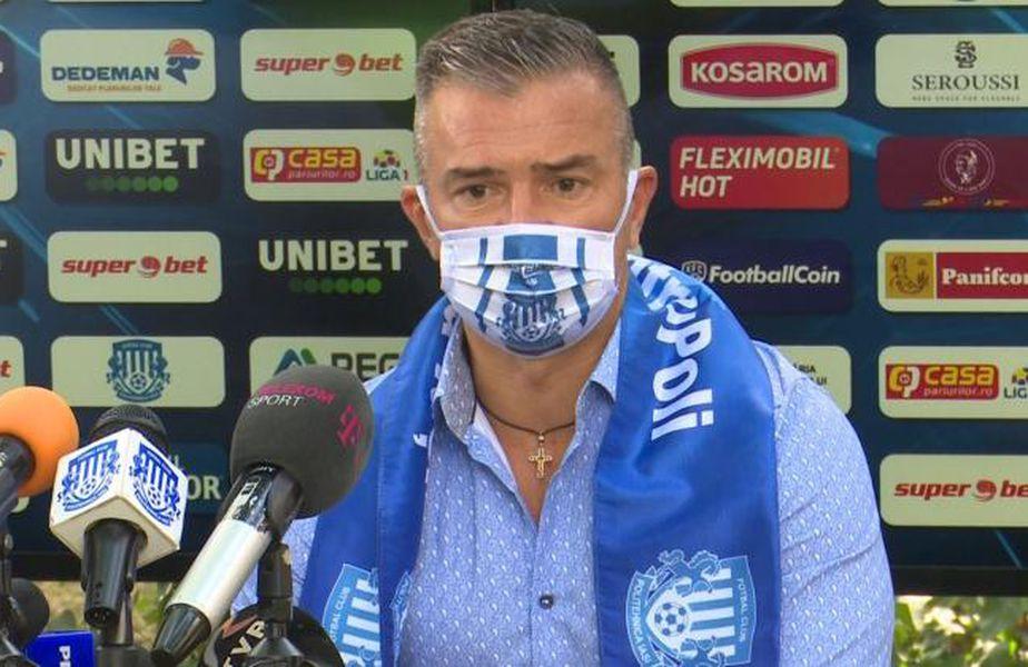 Poli Iași a câștigat meciul cu Chindia Târgoviște, scor 1-0, în prima rundă a noului sezon de Liga 1. Daniel Pancu (43 de ani) a debutat cu o victorie la formația ieșeană.