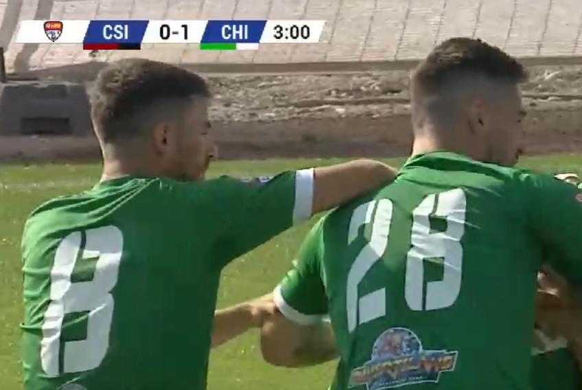 LIGA 2. Csikszereda - Concordia Chiajna 0-3 a fost ultimul meci al rundei #4.