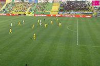 Greșeală mare de arbitraj la Mioveni - FCU Craiova » Oltenii au avut un gol anulat eronat
