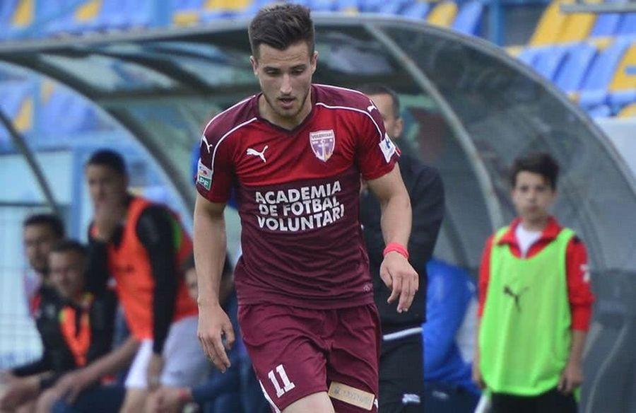Mihai Căpățână, FC Voluntari