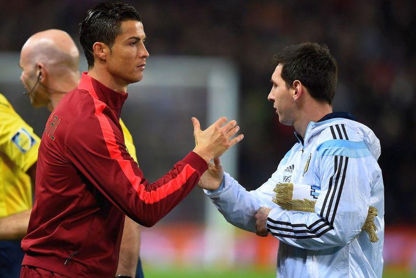 Niciun dintre Cristiano Ronaldo și Lionel Messi nu apare pentru lista scurtă a trofeului acordat de UEFA pentru prima dată din 2010 // foto: Guliver/gettyimages