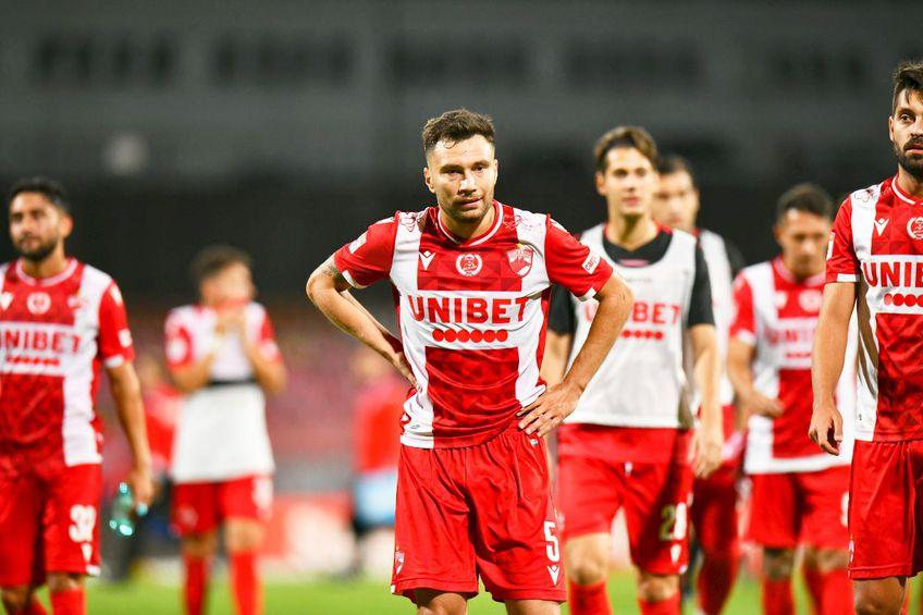 Răzvan Zăvăleanu, administratorul special al lui Dinamo, a prezentat concluzia raportului de cauze și împrejurări care a dus la intrarea clubului în insolvență.