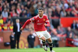Cristiano Ronaldo, record de viteză la Manchester United » Valori incredibile la vârsta de 36 de ani