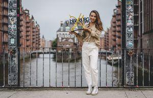 Lovitură de campioană » Turneul WTA de la Hamburg are un logo nou, inspirat de mingea de meci a Gabrielei Ruse