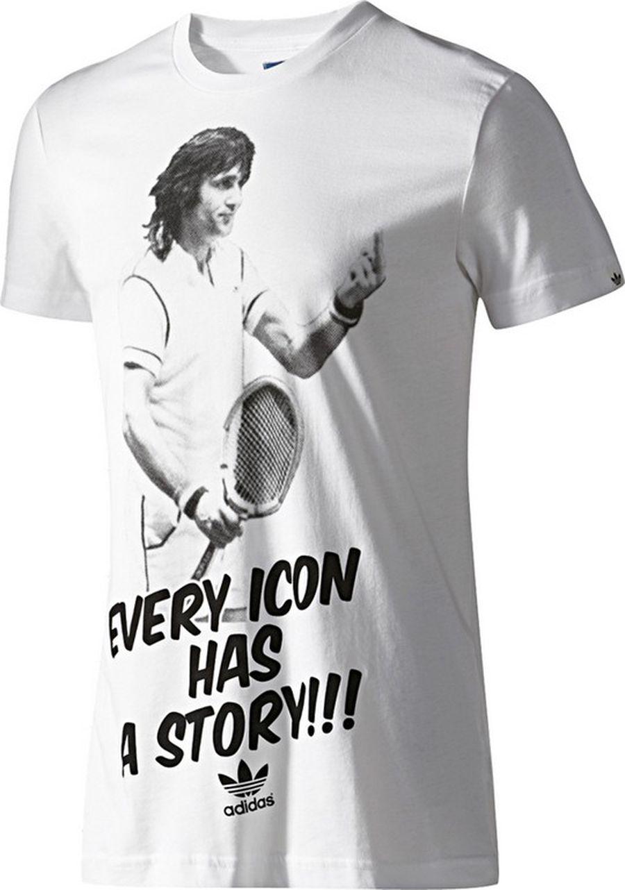 """Adidas nu îi va prelungi contractul lui Ilie Năstase, după 49 de ani! Motivul invocat de tenismen: """"Aşa i-au făcut şi lui Messi"""""""