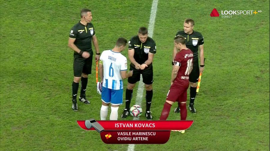 """Ce căpitan a ales Reghecampf la Universitatea Craiova: """"A jucat numai aici, e îndreptățit"""""""