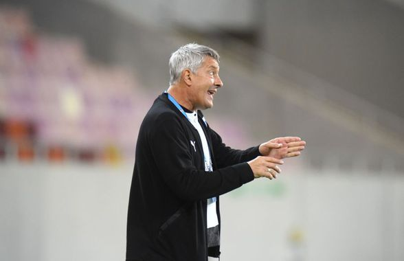 De ce se teme Bergodi înainte de Craiova-Clinceni » Cifrele nu arată o diferență clară între cele 2 echipe