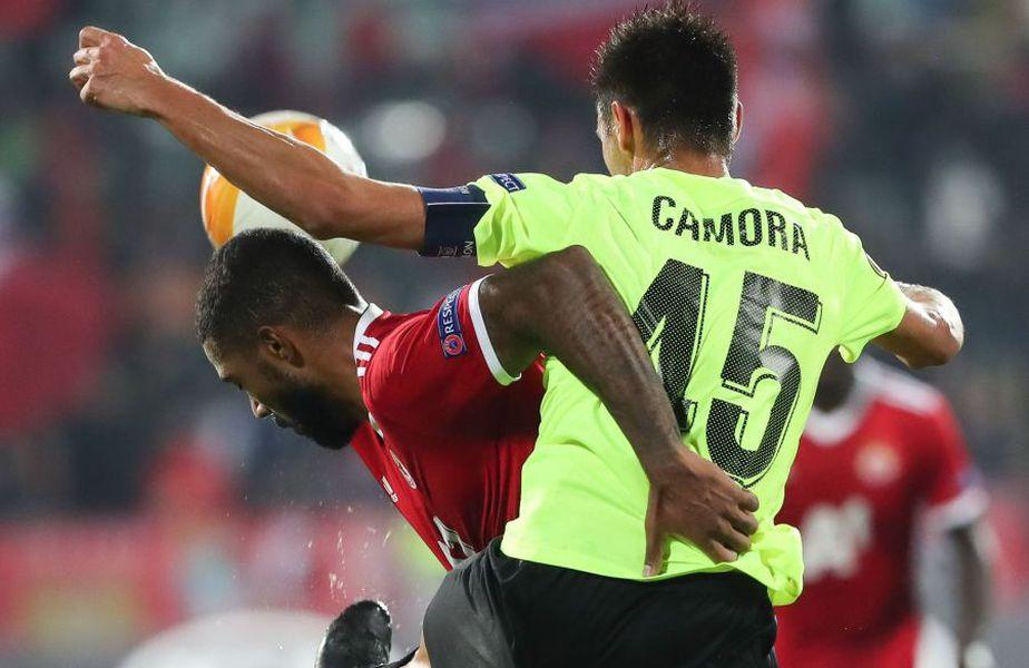 CFR Cluj a învins-o pe ȚSKA Sofia, scor 2-0, în primul meci al grupei A din Europa League.