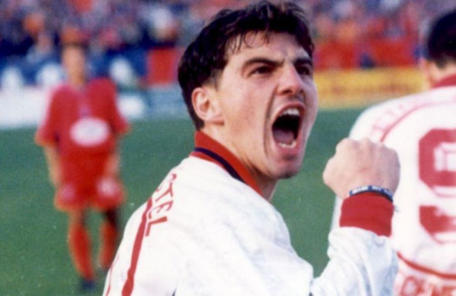 Hîldan a debutat la Dinamo în 1994 și a bifat 138 de meciuri pentru echipa alb-roșie