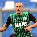 Vlad Chiricheș, fundașul lui Sassuolo, a marcat un gol absolut incredibil în confruntarea din Serie A cu Torino, scor 3-3. Foto: Guliver/GettyImages