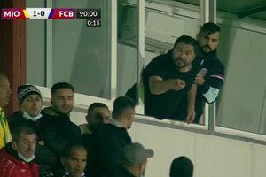 Hațegan, eroare uriașă în prelungiri la CS Mioveni - FC Botoșani! Croitoru, scandal cu suporterii