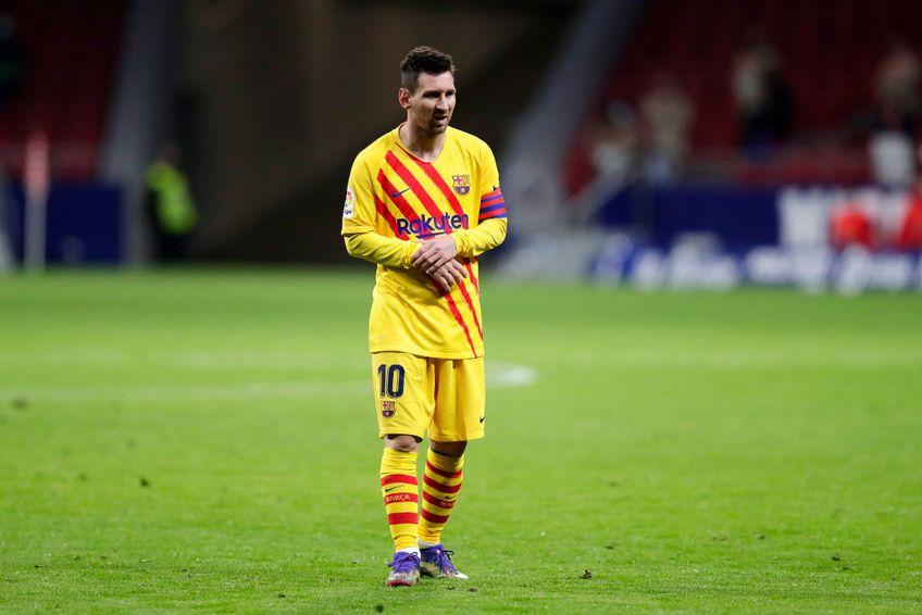 Jocul lui Messi, cădere îngrijorătoare