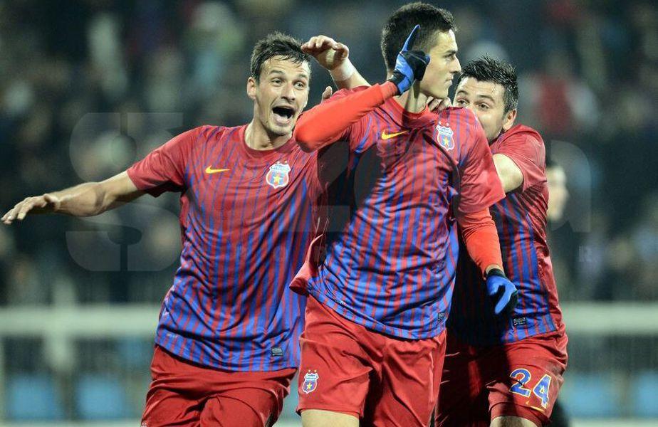 Florin Gardoș, stoperul de 32 de ani al lui Clinceni, a ironizat-o pe Dinamo, fosta lui rivală din perioada în care evolua la FCSB.