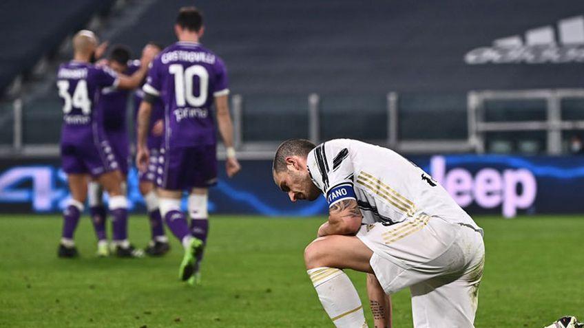 Juventus, două lovituri în aceeași seară: la comisii și apoi pe propriul teren!