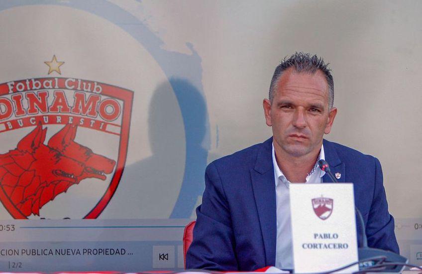"""Radu Birlică, directorul de marketing de la Dinamo: """"99% nu cred în promisiunea lui Cortacero!"""""""
