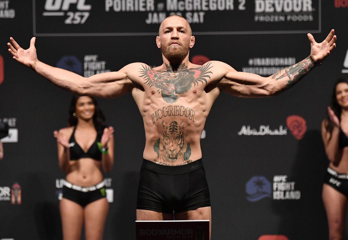 McGregor - Poirier