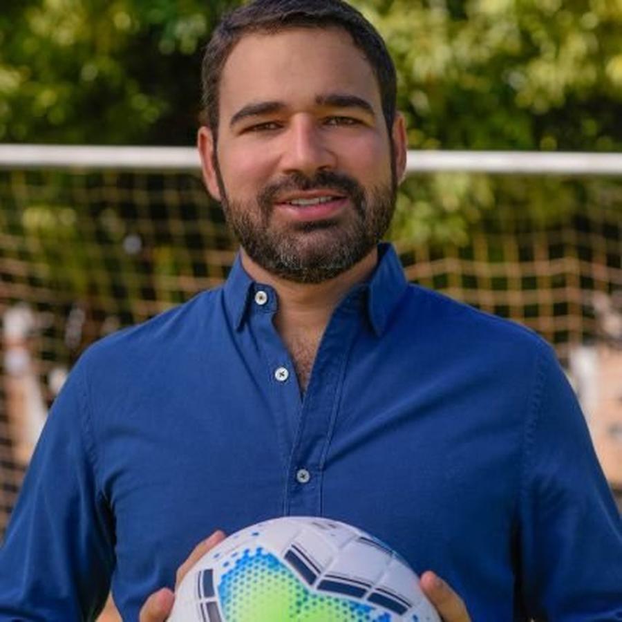 Lucas Meira, fostul președinte al clubului Palmas Fútbol y Regatas