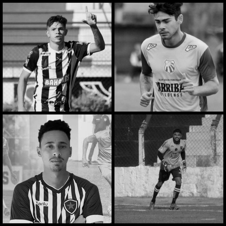 Cei 4 fotbaliști brazilieni care și-au pierdut viața astăzi, într-un accident aviatic