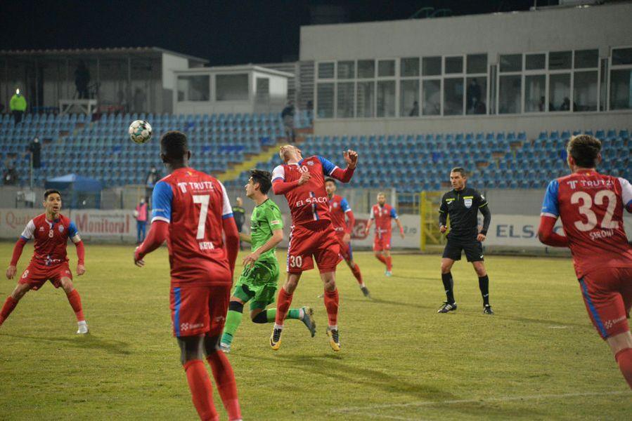FC Botoșani - Dinamo, 24.01.2021 / FOTO: Ionuț Tabultoc