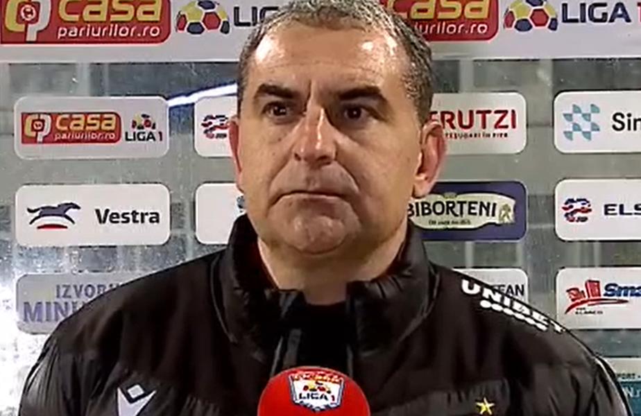 """FC Botoșani a obținut cea mai clară victorie din istoria meciurilor directe cu Dinamo, scor 4-0. La final, Jerry Gane, 49 de ani, tehnicianul """"câinilor"""", a tras concluziile."""
