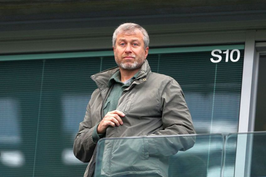 Roman Abramovich, patron Chelsea // foto: Guliver/gettyimages